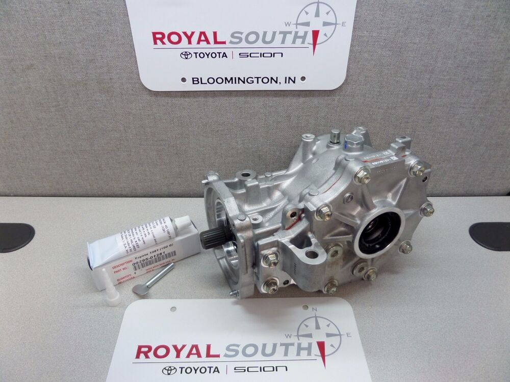Toyota Venza Awd 2009 2015 Rear Differential Assembly