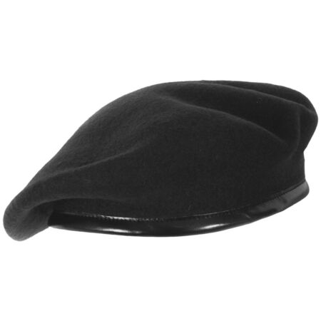 img-Pentagon French Style Army Tactical Beret Classic Mens Military Hat Unisex Black