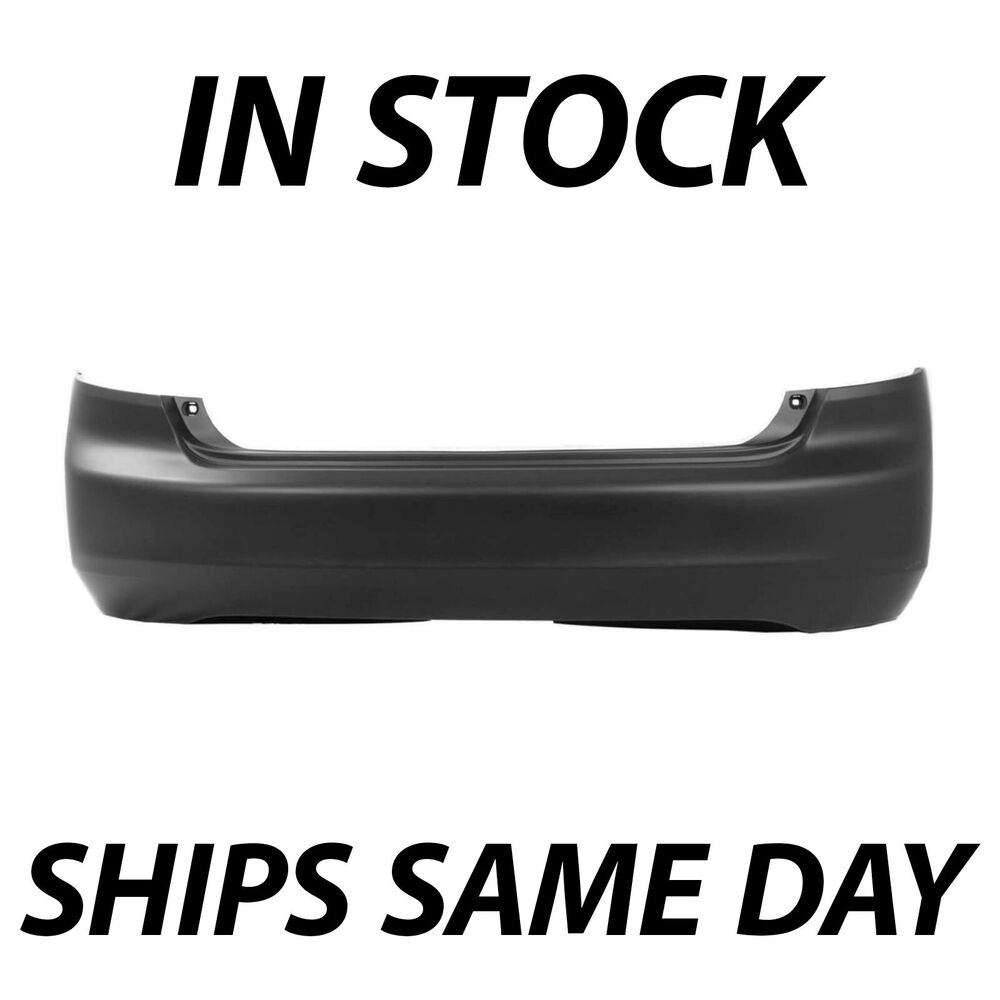 Details About New Primered Rear Per Cover For 2003 2004 2005 Honda Accord Sedan 03 05