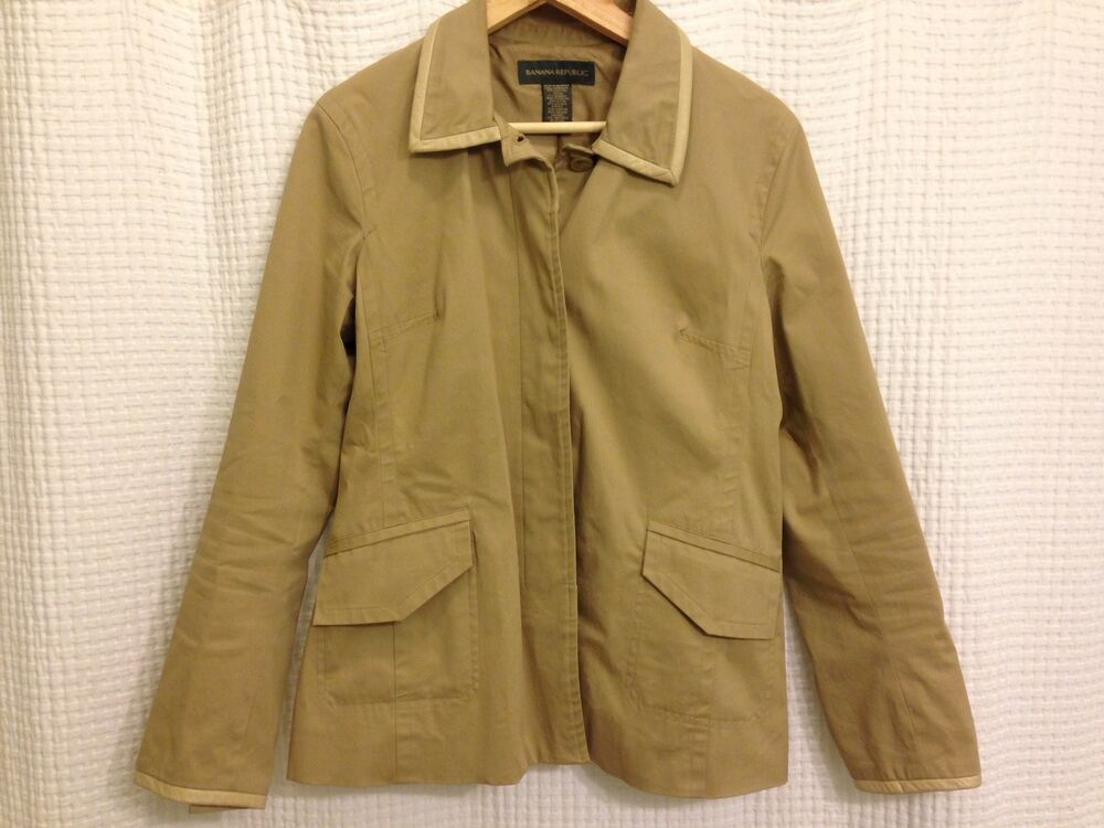 Banana republic trench coat women