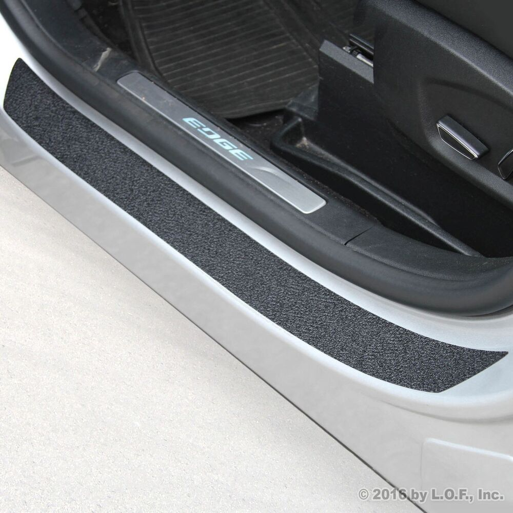 2015 2017 Ford Edge 4pc Door Sill Step Protector Threshold