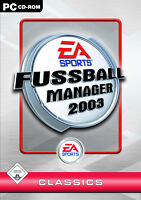 Fußball Manager 2003 - PC - In original DVD Hülle
