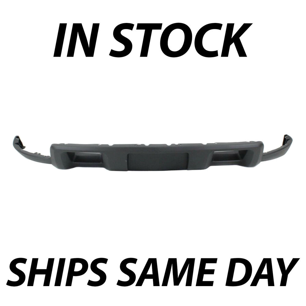 New lower front bumper air deflector for 2011 2014 chevy silverado 2500hd 3500hd