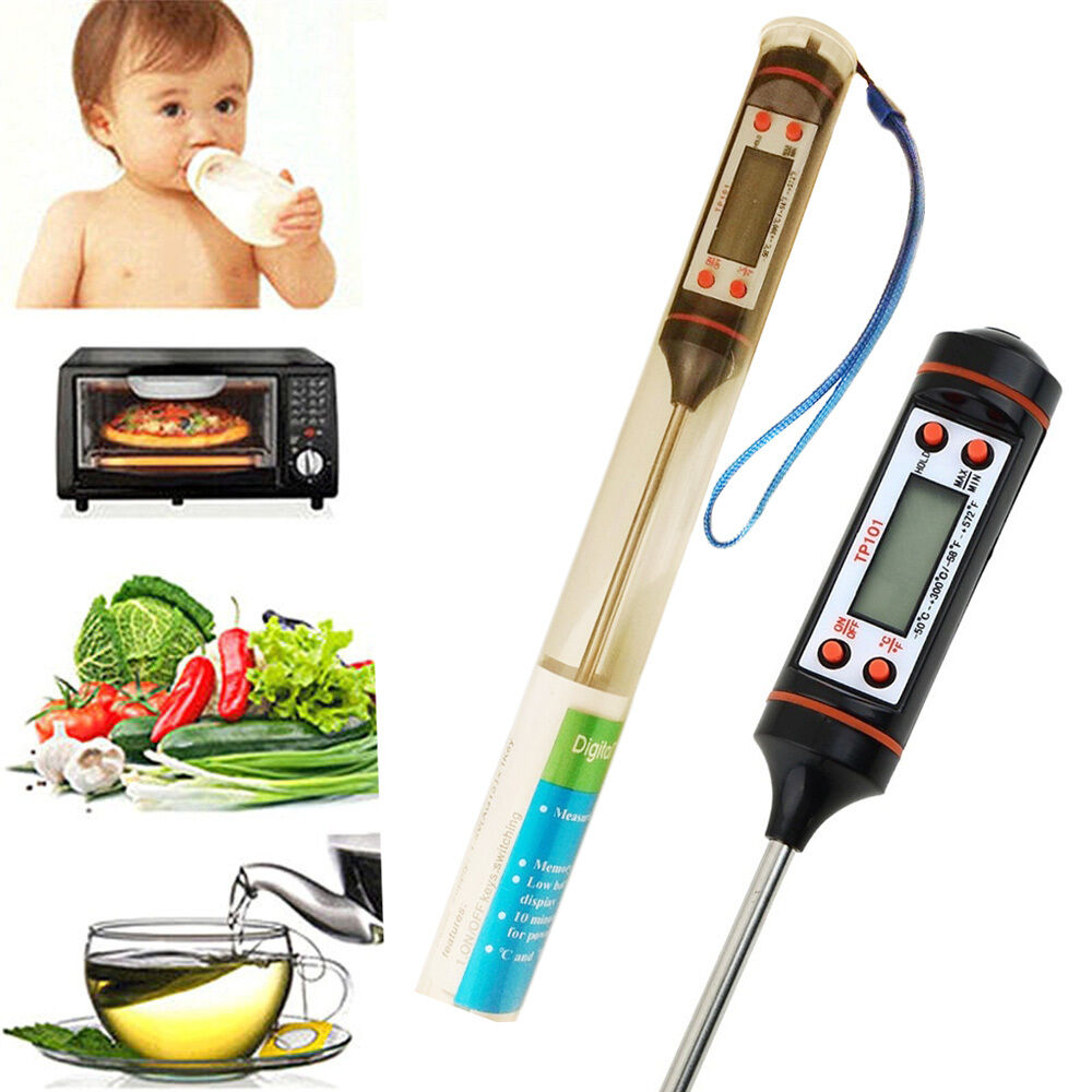 how to read a meat thermometer