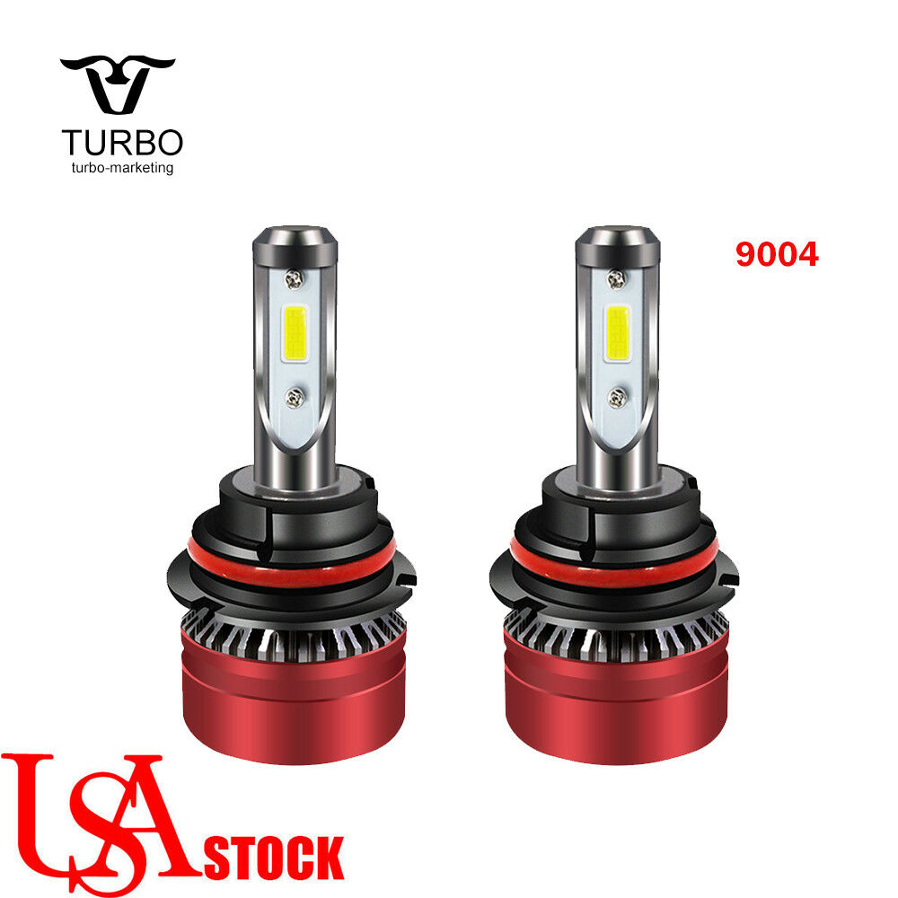 g8 9004 led headlight bulb 72w 12000lm 6500k hi lo hb1. Black Bedroom Furniture Sets. Home Design Ideas