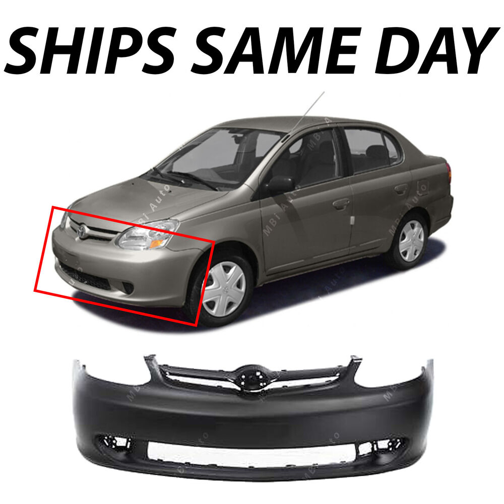 Front Bumper Cover For 2003-2005 Toyota