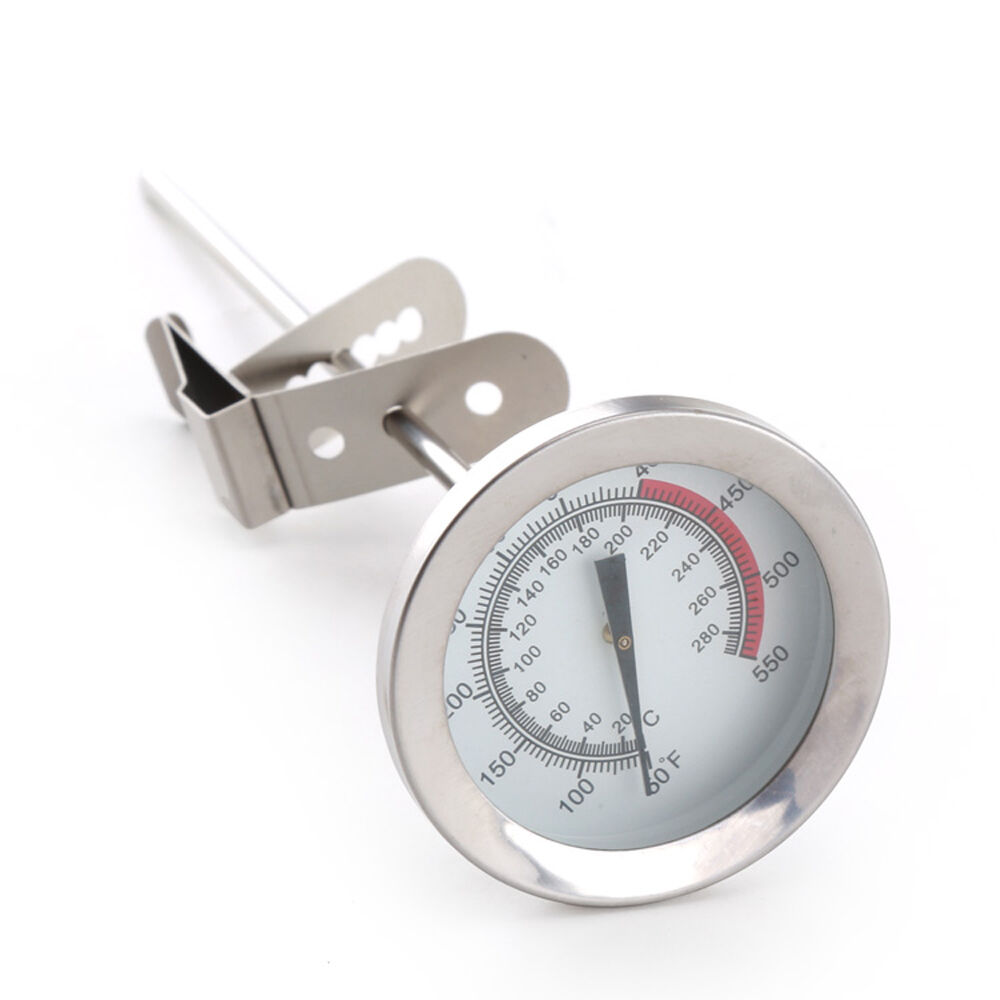 Cooker Temperature Gauge ~ Meat cooking bbq household homebrew thermometer