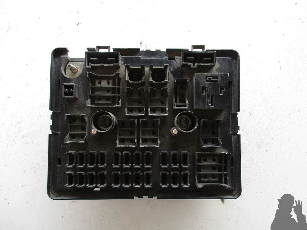 2007 Chevy Trucks  U0026 Vans  U00b025752164 U00b0 Fuse Box