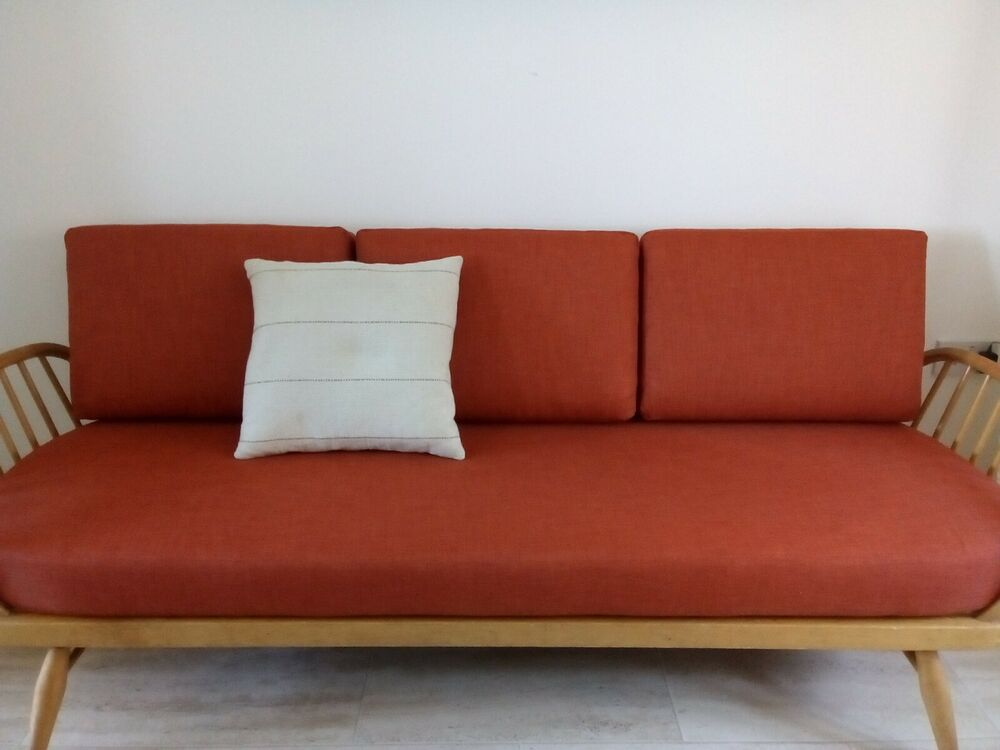 Cushion Set Made To Order For An Ercol Day Bed Sofa Studio