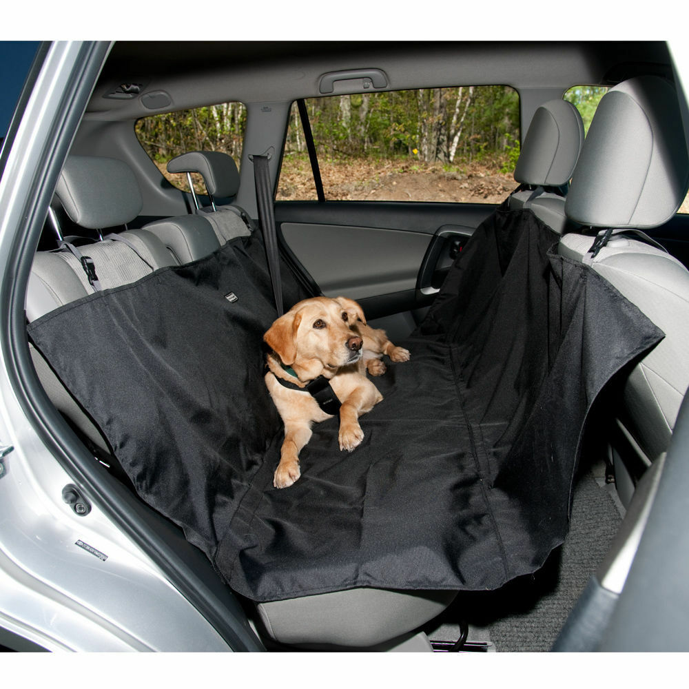 P01 Pet Dog Seat Hammock Cover Car Suv Van Back Rear