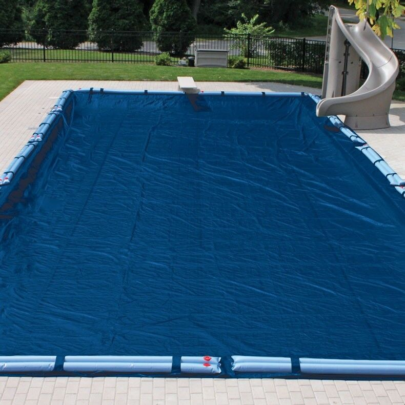 Winter Covers For Inground Rectangular Pools Ebay