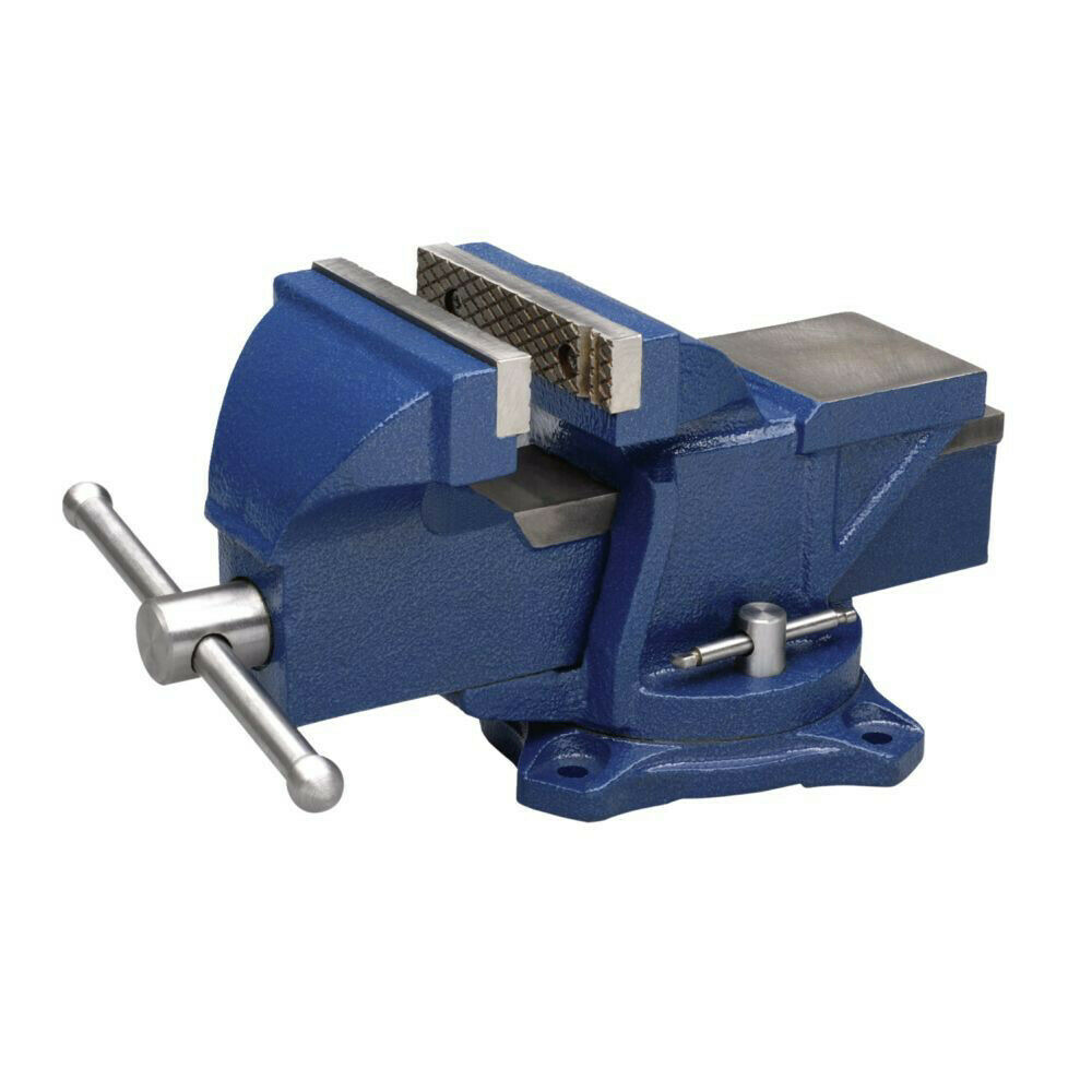 """What Is A Bench Vise Used For: Wilton Bench Vise, 4"""" Jaw Width With 4"""" Jaw Opening"""