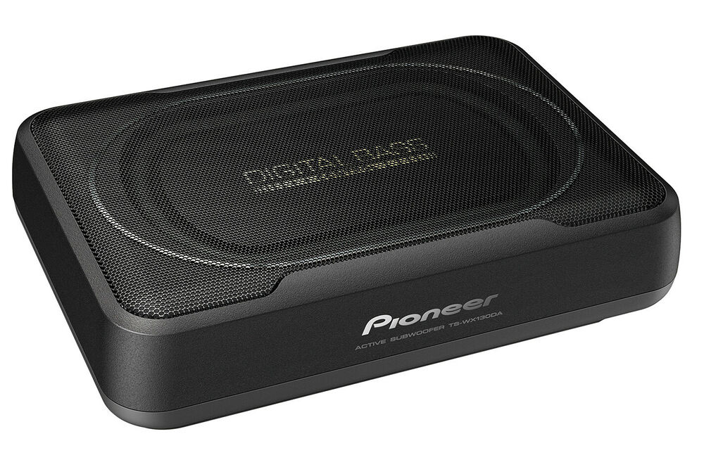 pioneer ts wx130da 20x13cm car activ underseat boombox. Black Bedroom Furniture Sets. Home Design Ideas