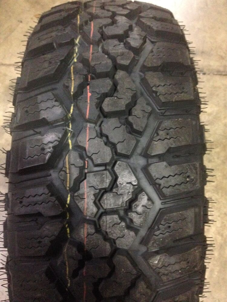 4 new kanati trail hog lt tires 35 17 r17 10 ply ebay. Black Bedroom Furniture Sets. Home Design Ideas