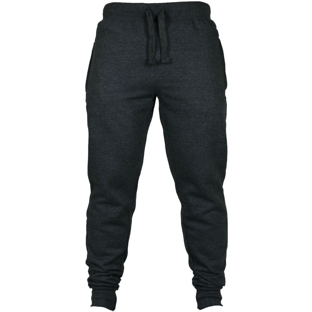 In regular and slim fits, include a pair of men's jogging bottoms to your wardrobe of everyday wear. With a fantastic range in colours and styles, browse our joggers to cosy-up in. Perhaps flick through the men's sweaters to accompany these sweatpants for slouching around the house.