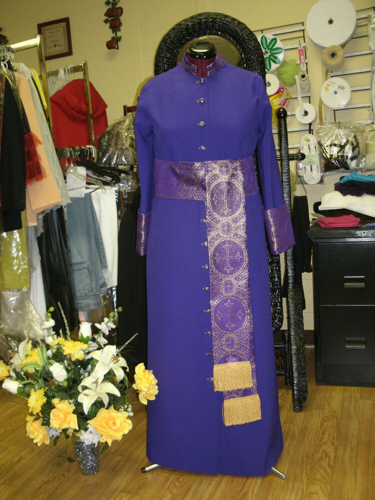 Clergy Robe All Colors Ebay