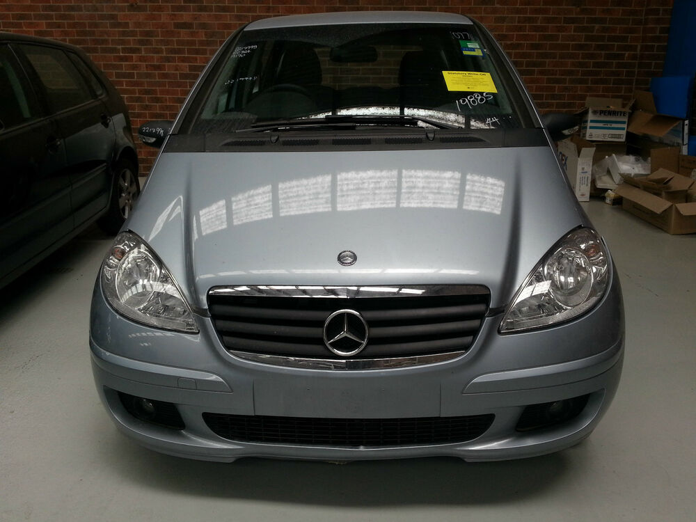 Mercedes benz w169 a170 2007 auto wrecking parts ebay for Mercedes benz automobile parts