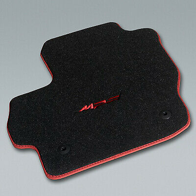 genuine mazda 3 mps 2008 2013 carpet floor mats premium. Black Bedroom Furniture Sets. Home Design Ideas