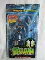 1995 Limited Edition Blue Spawn Angela Action Figure McFarlane Toys #90241