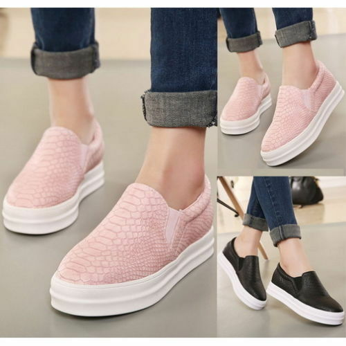 Womens Snakeskin Shoes