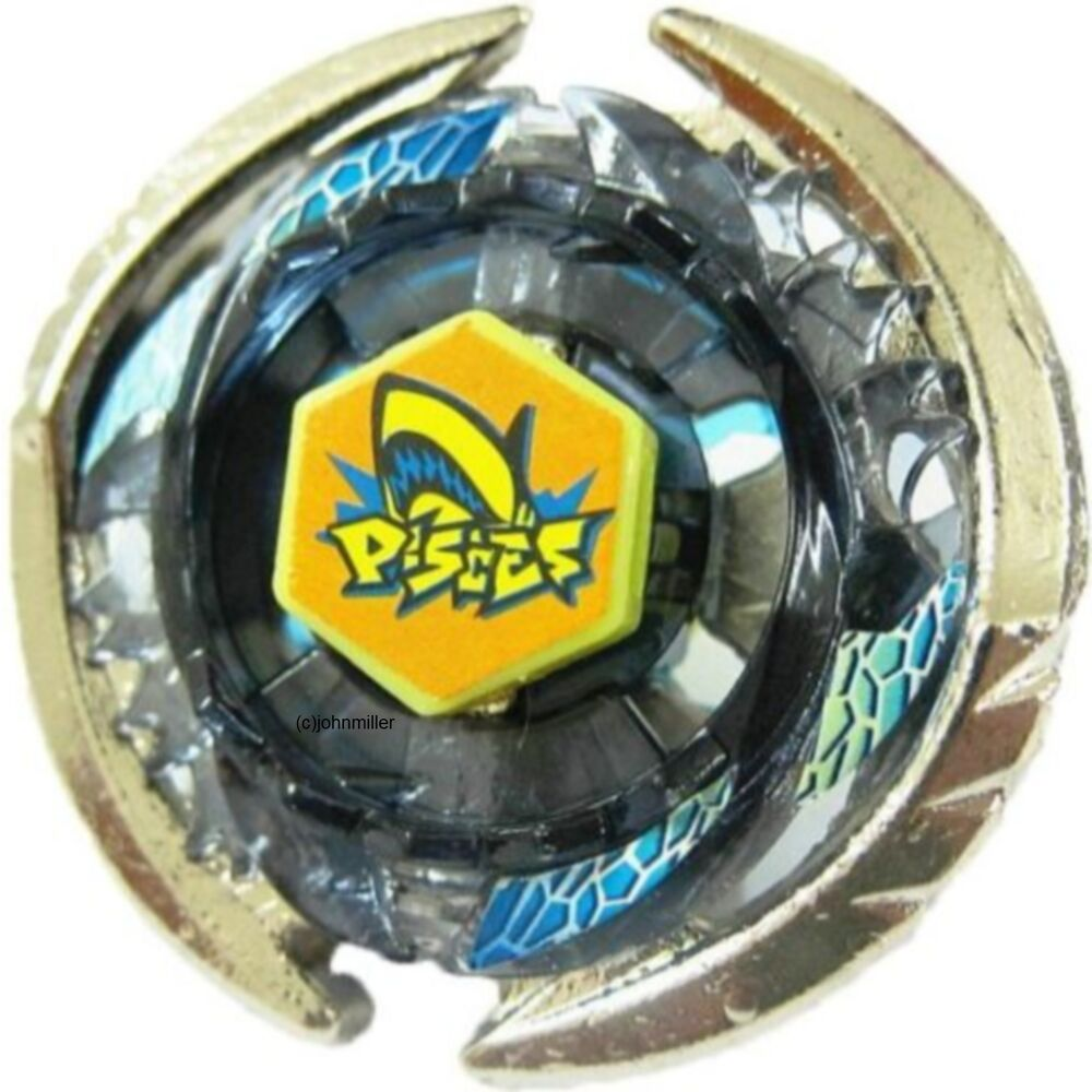 thermal pisces metal fusion 4d beyblade bb 57 usa seller. Black Bedroom Furniture Sets. Home Design Ideas