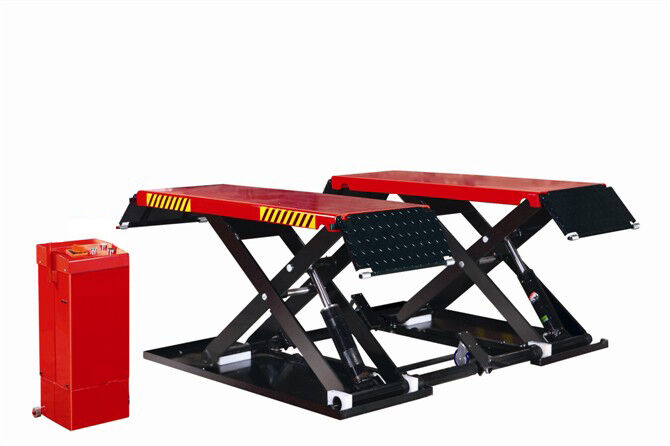 3.5TON Portable Scissor Lift / Car Lift / Car Hoist ...