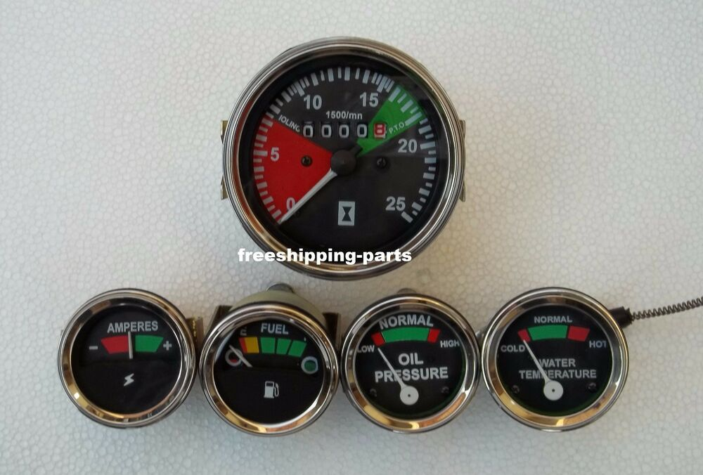 how to connect amp gauge