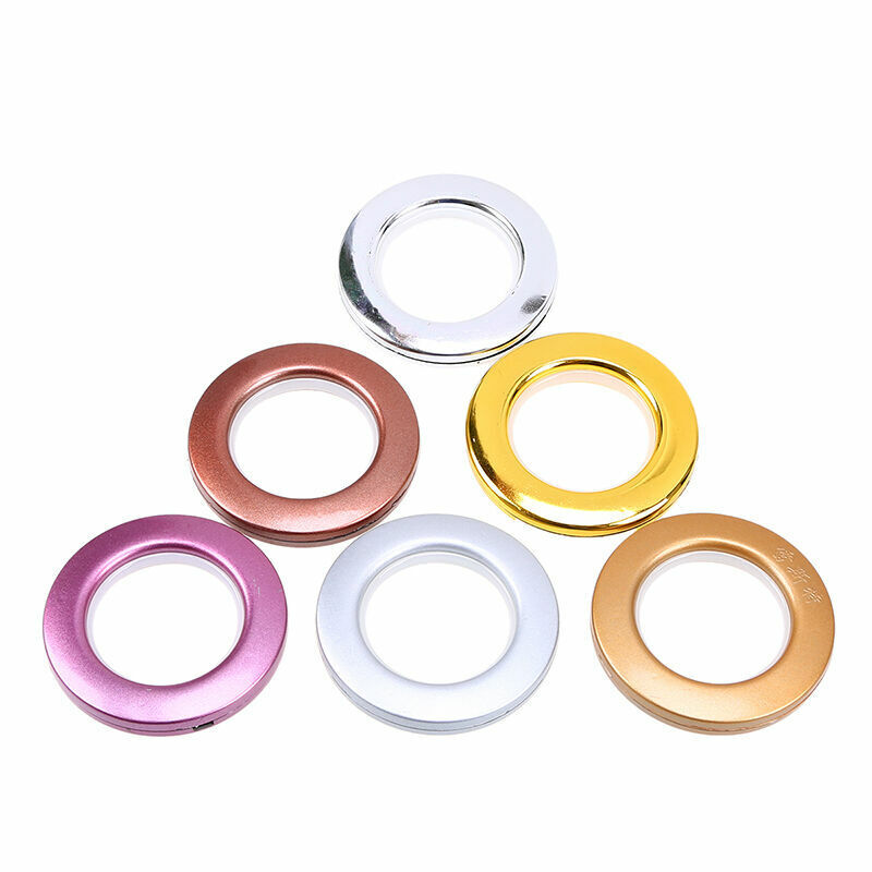 1 8x Round Eyelet Ring Sewing Tape For Eyelets Curtain