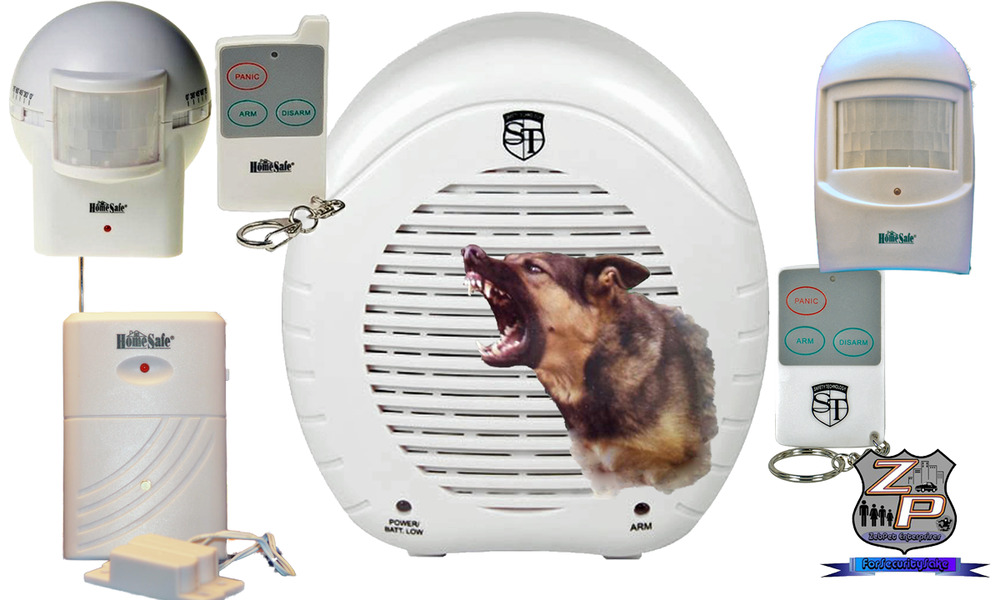 Barking Dog Alarm Safety Technology Safefamilylife Build