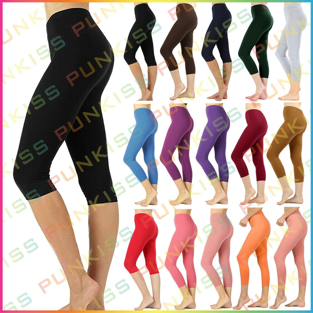 Capri Leggings | eBay