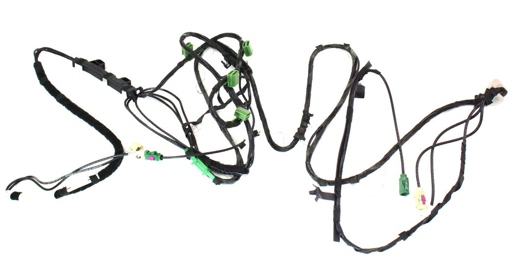 Roof Antenna Sat Radio Wiring Harness Vw 06 09 Rabbit Gti Mk5