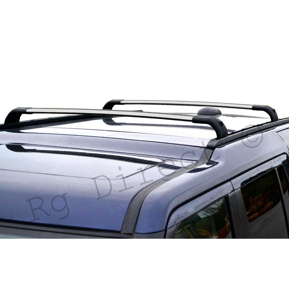 Land Rover Discovery 3 + 4 OEM Style Roof Rack Cross Bars
