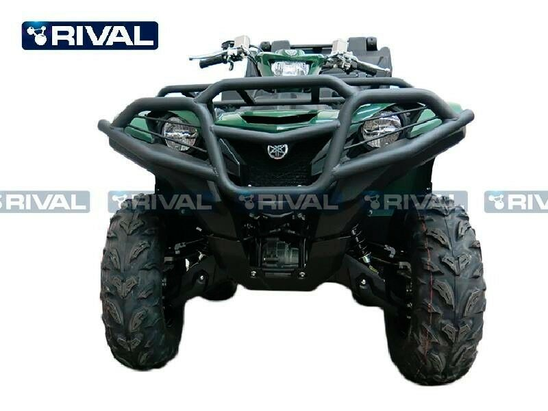 Yamaha Grizzly Bumpers