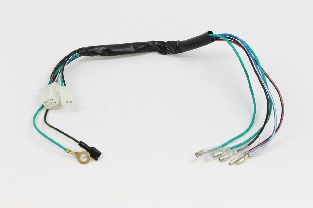 Wiring Harness 125cc Engine Lifan Zonshen Ssr Pit Dirt
