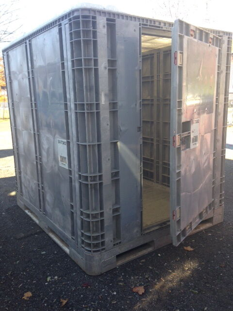 Vault® Shipping container storage units Portable, water ...