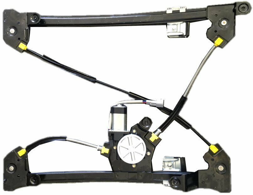 Window regulator w motor front driver side 04 08 ford f150 for 04 f150 window regulator