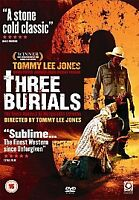 The Three Burials Of Melquiades Estrada (DVD, 2006)
