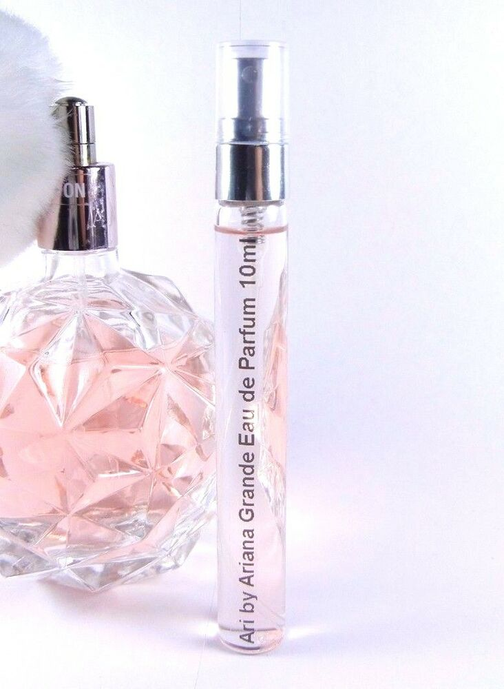 ari by ariana grande eau de parfum 10ml travel atomizer. Black Bedroom Furniture Sets. Home Design Ideas