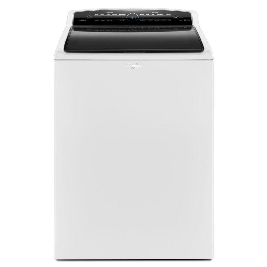 Whirlpool Cabrio Top Loading Washer Manual