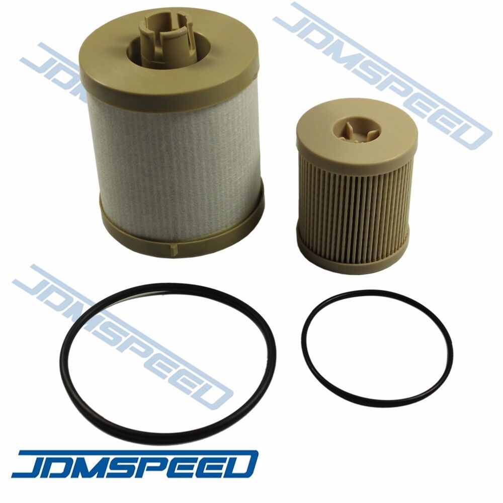 new for ford fuel filter diesel 6 0 f250 f350 f450 powerstroke fd4604  fd4616 | ebay