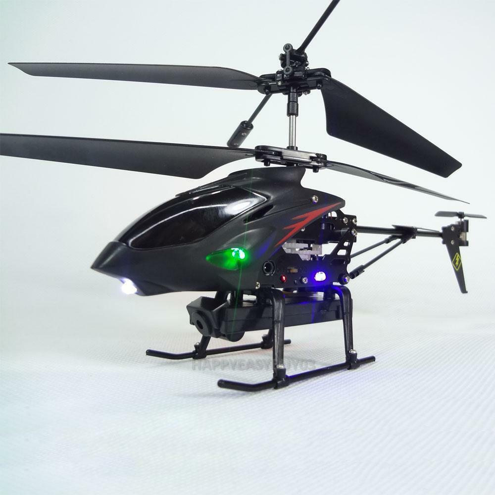 Remote Control Helicopter With Video Camera S977 3.5 CH Radio Remo...