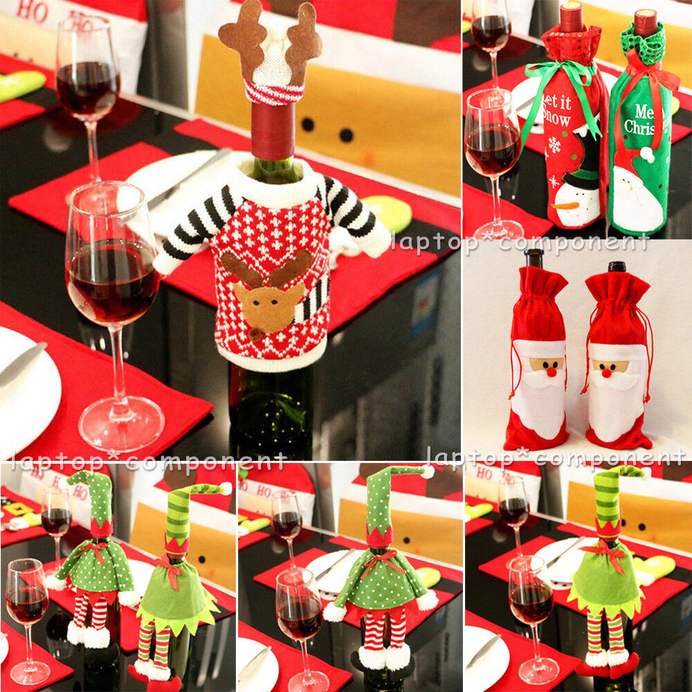 Christmas Holiday Party: Christmas Socks Tableware Ornaments Snowman Holiday Party