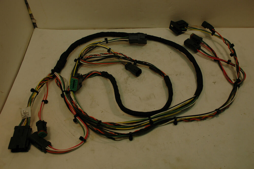 Wiring Harness Branched : Wiring harness caterpillar pn ebay