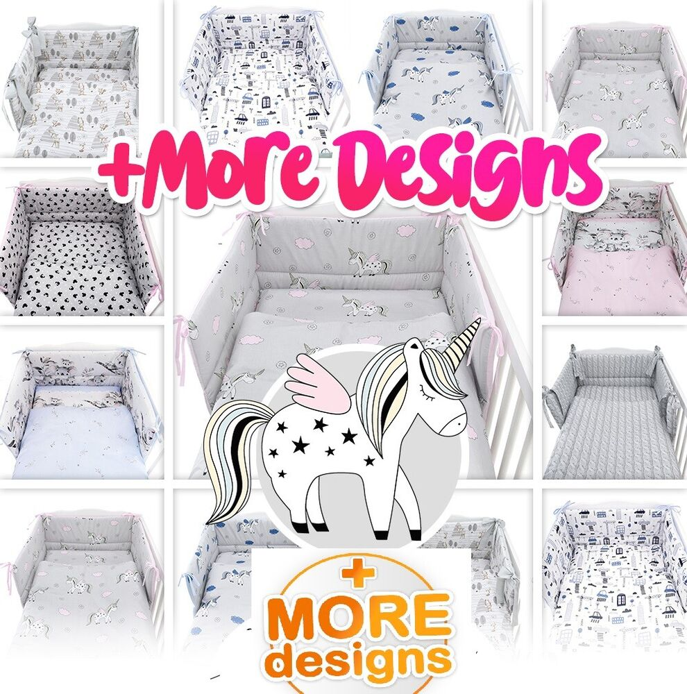 Grey Stars Baby Bedding Set Cot Cot Bed 3 5 9 Pieces Cover