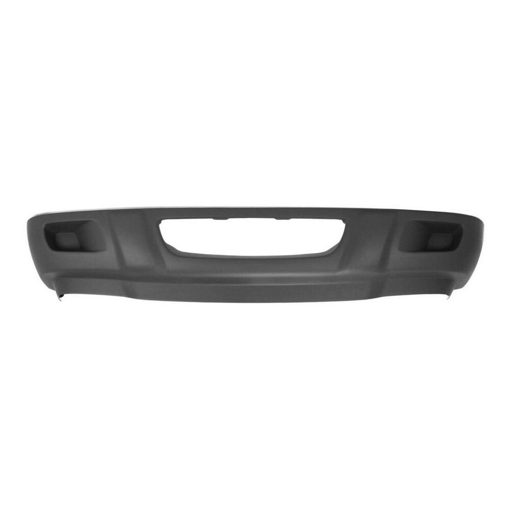 New Textured Front Bumper Lower Valance For 2001 2002