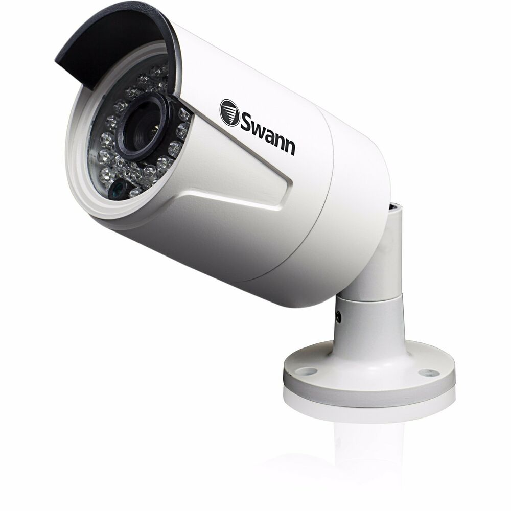 New Open Box Swann SWNHD-818CAM-US 4MP HD Security Camera ...
