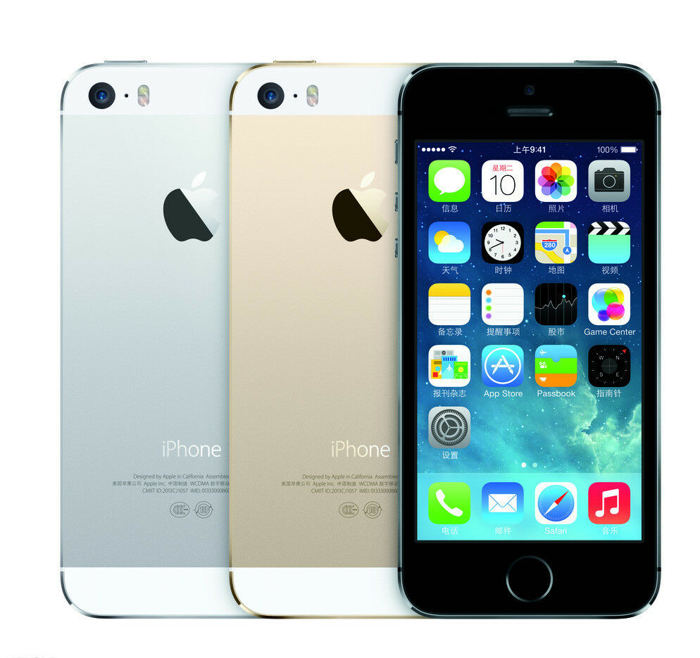 iphone 5s 64gb apple unlocked box iphone 5s grade a 16gb 32gb 64gb ebay 11156