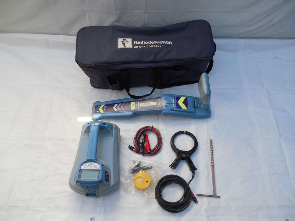 Radiodetection Cable Locators : Radiodetection rd pxl tx cable pipe locator clean ebay