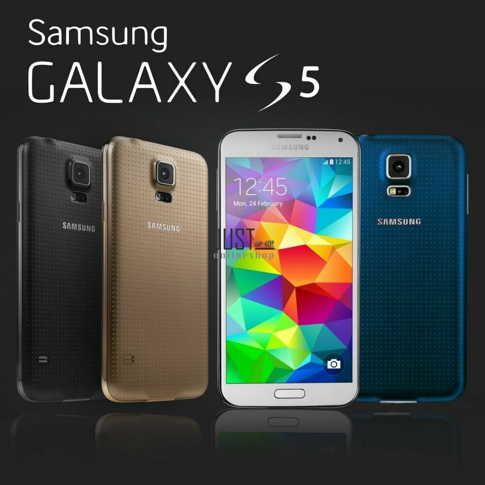 samsung galaxy s5 black or white