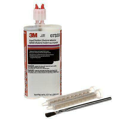3m Impact Resistant Structural Adhesive 200ml 07333 Panel